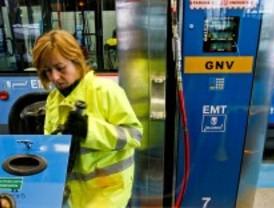 El gas natural revoluciona la EMT