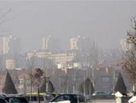 Madrid encabeza la lista de las comunidades más contaminantes