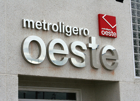 Paros infefinidos en Metro Ligero Oeste