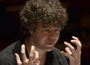 Pablo Heras-Casado, director orquestal de la obra 'Il Postino'