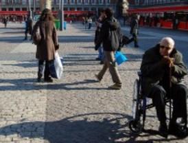 Voluntarios de Getafe trasladarán a las personas impedidas a los colegios electorales