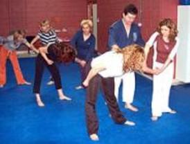 Vuelven las clases de defensa personal para mujeres
