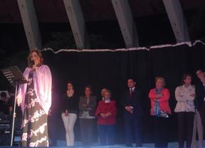 Pregón Fiestas de Chamartín, 2014