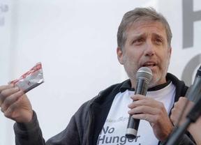 Alimentos 'musicales' claman en Callao contra la desnutrición infantil