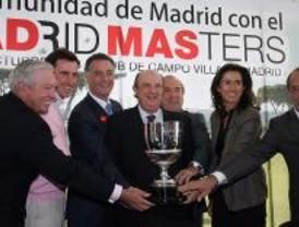 Olazábal, Jiménez y el argentino Cabrera dan la cara por Madrid