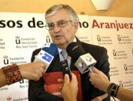 El fiscal general del Estado, partidario de que las autonomías devuelvan la Justicia al Estado