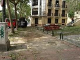 34 litros de lluvia por metro cuadrado cayeron en la capital en menos de seis horas