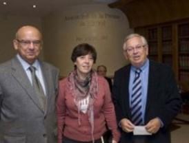 Carmen del Riego, primera mujer en presidir la Asociación de Prensa de Madrid