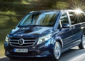 Mercedes Clase V,