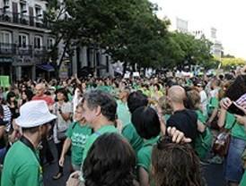 Los 'camisetas verdes' contraatacan en los tribunales