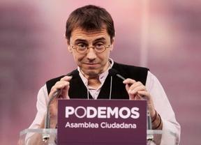 La Complutense investigará a Monedero por sus trabajos para Venezuela