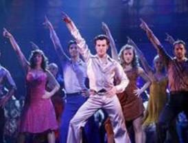 El musical 'Fiebre del sábado noche' sale a la calle para celebrar su vuelta al teatro