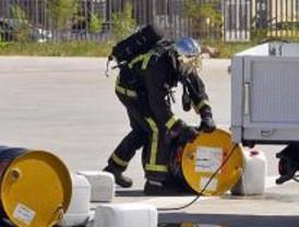 Madrid dona un equipo de bomberos a Liberia