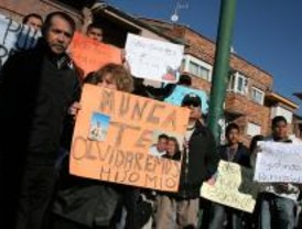 La familia del menor asesinado en Galapagar pide justicia