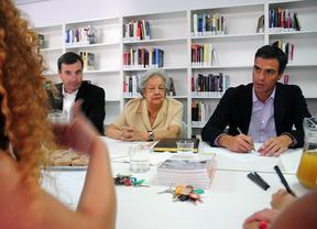 Pedro Sánchez aparta a Tomás Gómez de la dirección regional del PSM