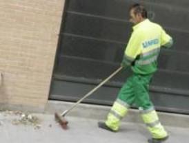 Refuerzo en los servicios de limpieza de Madrid por las fiestas
