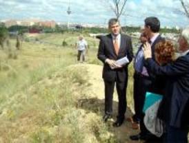 PSOE pide la finalización de la Cuña Verde de O'Donnell