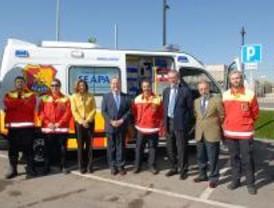 Nueva ambulancia para el Servicio de Emergencias de Pozuelo de Alarcón