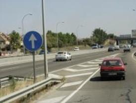 Un fallecido en Villamanta tras salirse de la vía con su coche y chocar contra un muro de hormigón