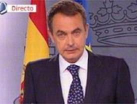 Zapatero afirma que hay
