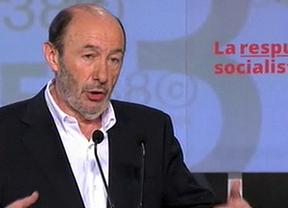 Rubalcaba 'pensaría dos veces' volver a presentar la candidatura de Madrid a los Juegos