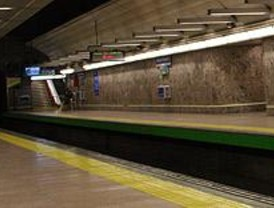 Comienza el soterramiento de la línea 5 de Metro