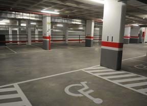 El aparcamiento de Santo Domingo 'resucitará' en 2015
