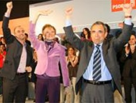 Fernández de la Vega afirma que es 'mentira' que Zapatero no haya invertido en Madrid