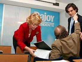 Aguirre no se presentará al Congreso Nacional del PP