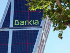 Las acciones de Bankia se disparan un 23,49%