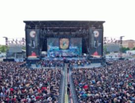 Sonisphere 2012.- Buena música a altas temperaturas