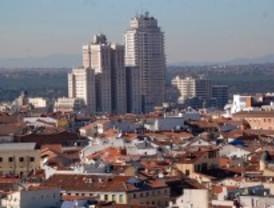 Madrid suspende en la calidad de aire