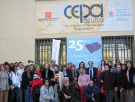 El Centro de Educación de Adultos de Pozuelo de Alarcón celebra su 25 aniversario