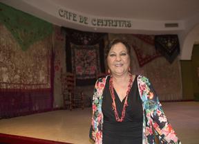Café de Chinitas: aniversario lorquiano