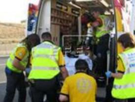 Muere un hombre atropellado en la M-40 al auxiliar a otro conductor