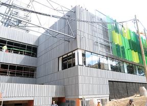 El polideportivo Vallehermoso abrirá en septiembre