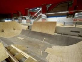BMX en el Metro de Madrid