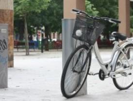 Fiesta de la bicicleta en Barajas