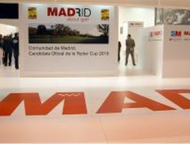 Aguirre presentará la candidatura de Madrid como sede de la Copa Ryder de Golf 2018
