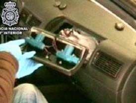 Detenidas dos personas por esconder 60 kilos de hachís con un sistema electrónico