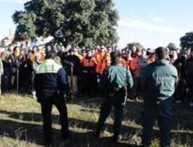 Patrullas y buzos de la Guardial Civil buscan a María Piedad en torno a la M-501 y la M-503