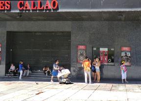 Dos quioscos menos en Callao