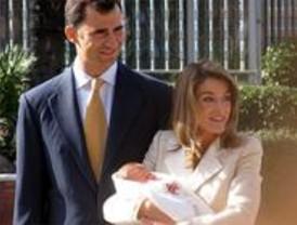 El segundo hijo de los Príncipes de Asturias será una niña