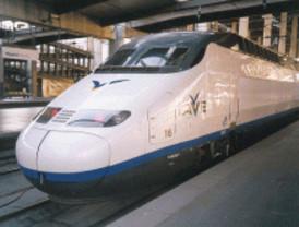 El PP pedirá en el Congreso abonos para el AVE Madrid-Zaragoza