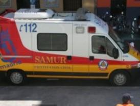 Muy grave un anciano atropellado en el túnel de Plaza de España