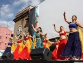 Lavapiés celebra el año nuevo hindú