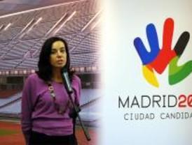 Arganzuela acoge una exposición olímpica para escolares