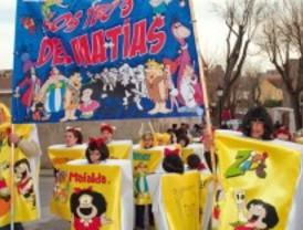Carnaval para niños y adultos en Valdemoro