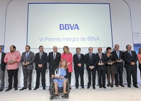 BBVA entrega el VI Premio Integra al grupo Amiab