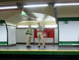 El PSOE exige a Gallardón que la Policía Local vigile el Metro por la noche
